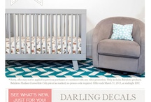 march=BABYLETTO MONTH / Special deals offered by our retailers in MARCH 2013 for Babyletto Month! / by babyletto