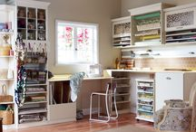 Anatomy of a Craft Room / by California Closets