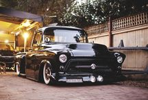 Call me Old Fashioned / I love vintage cars because you can do so much more to them... / by Aubrey Willie
