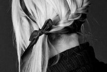 hair / by Mary Terwische-Upchurch