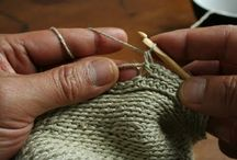 if only I knew how to sew, knit or crochet. / by Jeramie Merrell