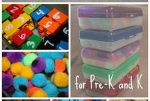 Preschool / by Cheryl Valenzuela
