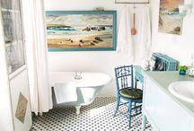 Salle de bain / by Mélanie Lecours