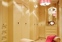 Gorgeous closets / by Ashley Sweatte