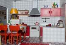Modern doll's houses / by Evelina Strandfeldt