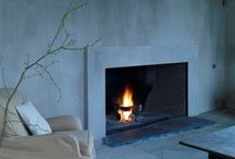 Fireplaces / by Mary Cassinelli