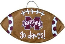 For the Home / by Mississippi State University