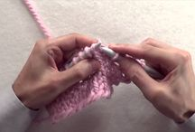knitting techniques / by Deborah Ryder