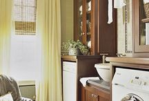Creative Laundry & Mud Rooms / by Case Design/Remodeling, Inc.