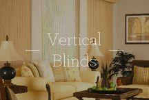 Vertical Blinds / Vertical Blinds / by Designer Window Fashions