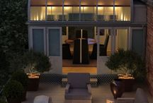 Outdoor Spaces / by Styleesas Closet
