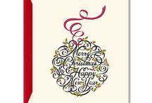 Holiday Ribbons / Boxed holiday cards with all the trimmings. / by William Arthur Fine Stationery