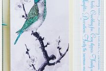 Bird Love / by Kathleen Green