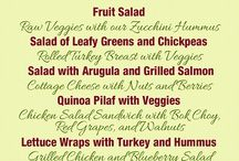 Whole Food Meals / by Traci Fowler