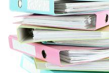 Organize Documents / by Karen Greengard