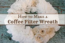Wreaths / Wreaths, Garlands and Tutorials on how to make them! / by Jessica Green