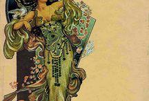 Art Nouveau / by Kelly McCormick