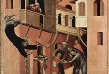 Pintura Gótica  / by Teoría e Historia del Arte