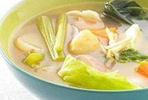 Mmmh les bonnes soupes ! / by Certi'Ferme