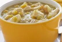 Soup Recipes / by Anita Austin