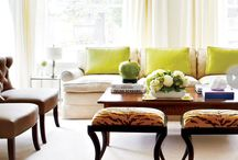 Living Rooms / by Staci Edwards