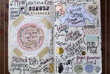 smash books ideas / by Anita Paiz
