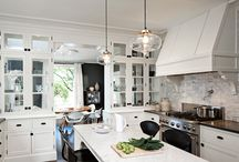 Kitchens / by Abbey Herman