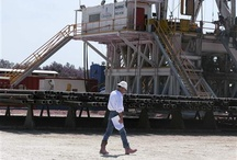 Drilling Sites / by Marcellus Drilling