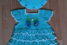 toddler crochet items / by Sharla Horner