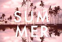 Summer timeee / by Tori Dahl