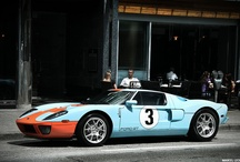 fORD gT / Ford GT / by Pierre McNeil