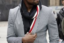 Male Fashion / by Kevin Megginson