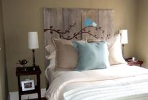 Bedroom ideas / by Brandie Studdard