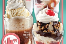 Retro Classics / Our summer 2012 promotion is all about retro! Grab some cool cats & come have a blast with our classic sundaes!  / by Cold Stone Creamery