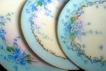 Blue and Aqua / by Amy Chalmers - Maison Decor