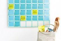 Martha Stewart organizing ideas / by Jacke Clark