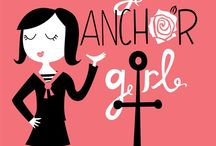 DG: Anchored for Life. <3 / by Anna Thomas