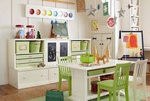 Playroom ideas / by Karianne Huppert