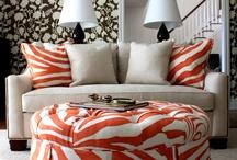 living room ideas / by Vonda Templeton