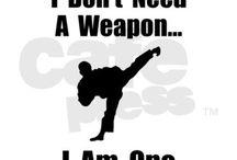 Taekwondo / by Jean Smykalski