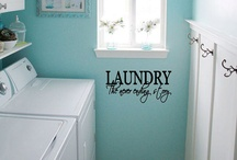 LAUNDRY Heaven... / the never ending story... / by Debbie Tuazon