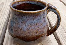 pottery - mugs / by Marci