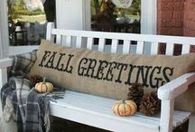 «««Fall Decor »»» / by Shay Amaro