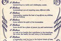 I Believe / by Nicki Johnson