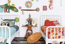 Kids Room Inspiration / by Emily at Live Renewed