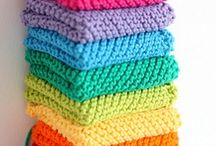 Knitting & Crocheting / by Niki T-H