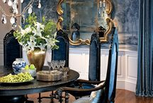 interiors/dining rooms / Rooms for dining. / by Mark Corsi