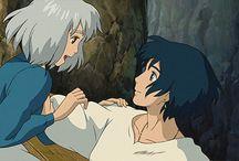 Ghibli & Miyasaki / by Amanda Hoffman