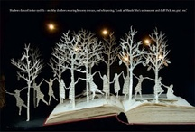 ART: Scherenschnitte - Art of Paper Cutting / I got interested in Scherenschnitte as a child. I find it intriguing and hope to do some - if I still have the patience and the eyesight! :) / by Blanche Hayden