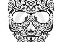 skulls / by Suzetta Waterhouse